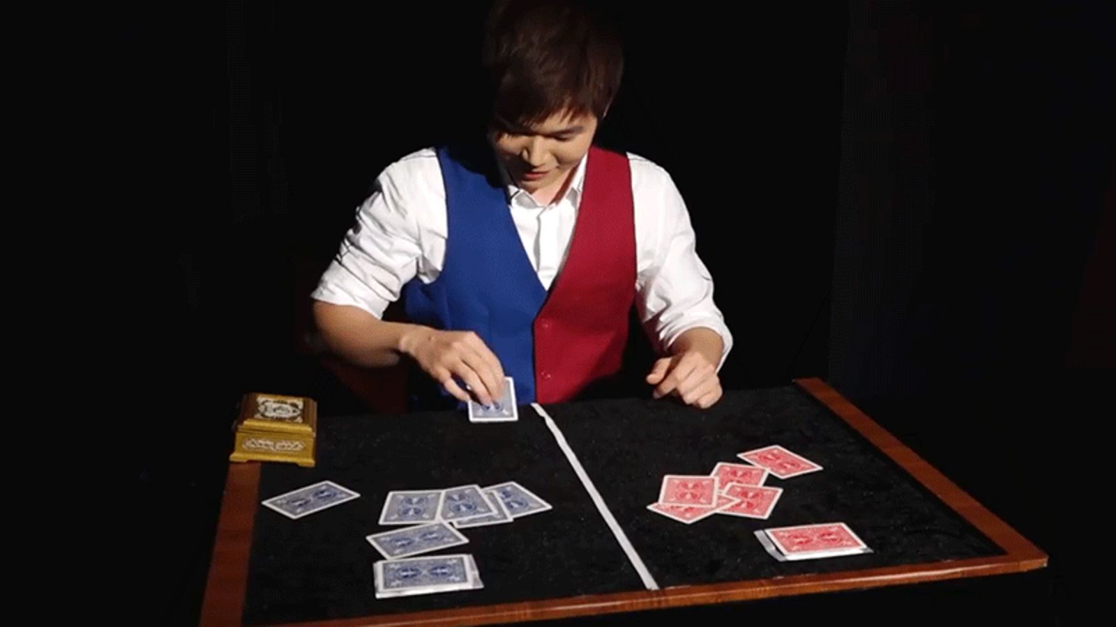 This Is The Mind-Blowing Winning Trick At The World Championships of Magic