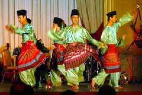 Tari Joged Lambak Riau images
