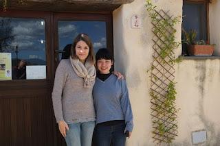 arianna pintus e nanako hiraki