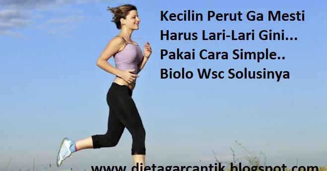 cara cepat melangsingkan badan tanpa olahraga