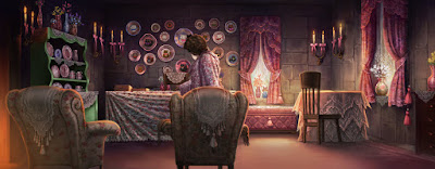 Dolores Jane Umbridge (Momento 1, vista 2)