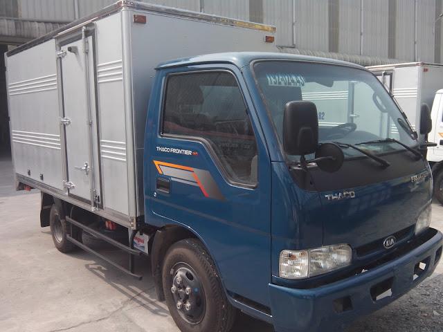 Thông số xe tải thùng 1,4 tấn