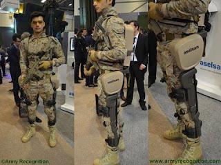 Teknologi Exoskeleton
