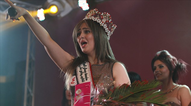 Shayma Qassim Miss Iraq