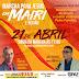 Marcha para Jesus será realizada em Mairi