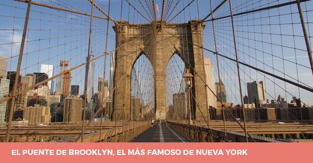 Puente de Brooklyn historia curiosidades y visita