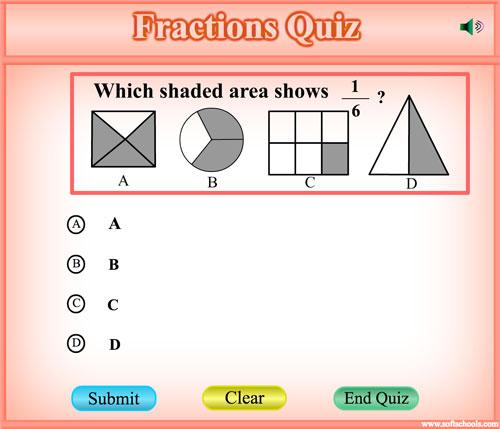 Preguntas para afianzar el concepto de fracción