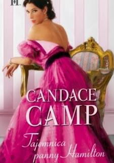 """Tajemnica Panny Hamilton"" Candace Camp"
