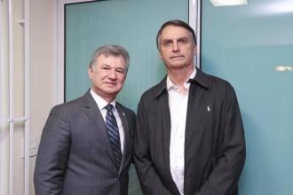 CGADB oficializa apoio a Jair Bolsonaro