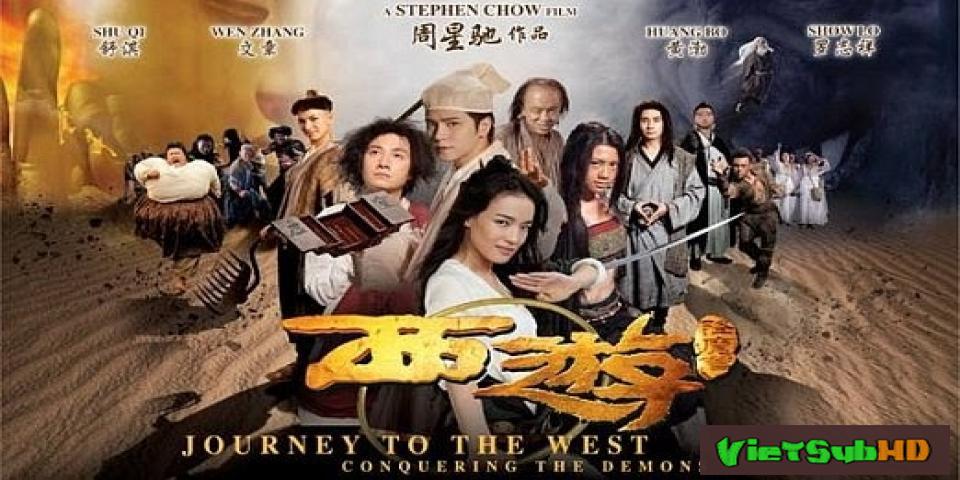 Phim Tây Du Ký: Mối Tình Ngoại Truyện 2 VietSub HD | Journey To The West: Conquering The Demons 2 2017