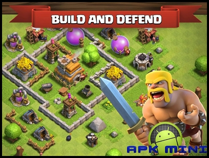 Clans play to clash online how no of download