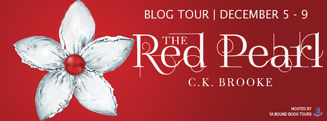 The Red Pearl by CK Brooke a Book Review on Reading List
