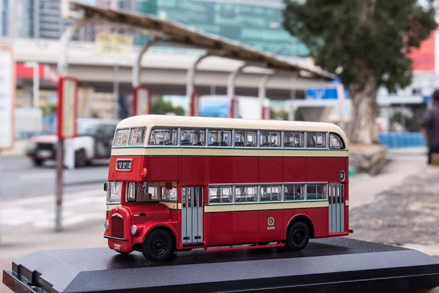 【巴士迷大愛】懷舊巴士嘉年華 「復刻.本地.九巴」