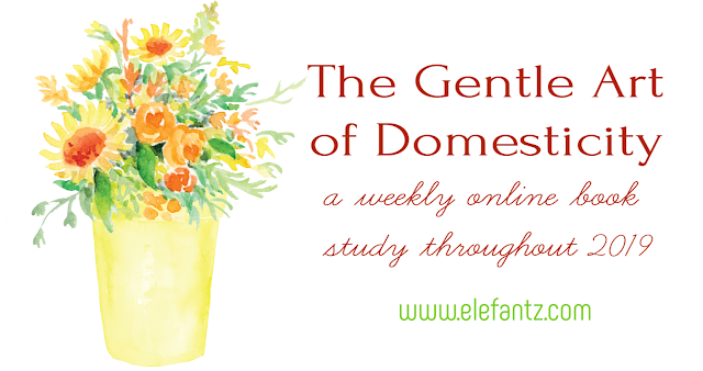 The Gentle Art of Domesticity - Jenny of Elefantz