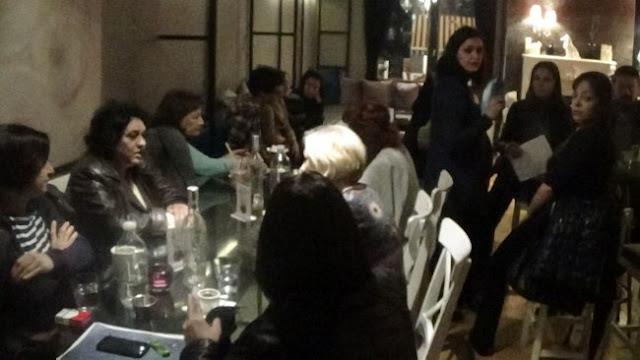 Με επιτυχία πραγματοποιήθηκε η σύσκεψη - συζήτηση που διοργάνωσε ο Σύλλογος Γυναικών Αλεξανδρούπολης