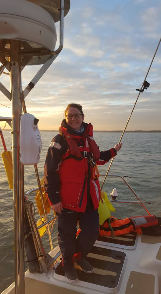 Caitlin 39 s clipper challenge level 1 training part one - Difference between starboard and port ...