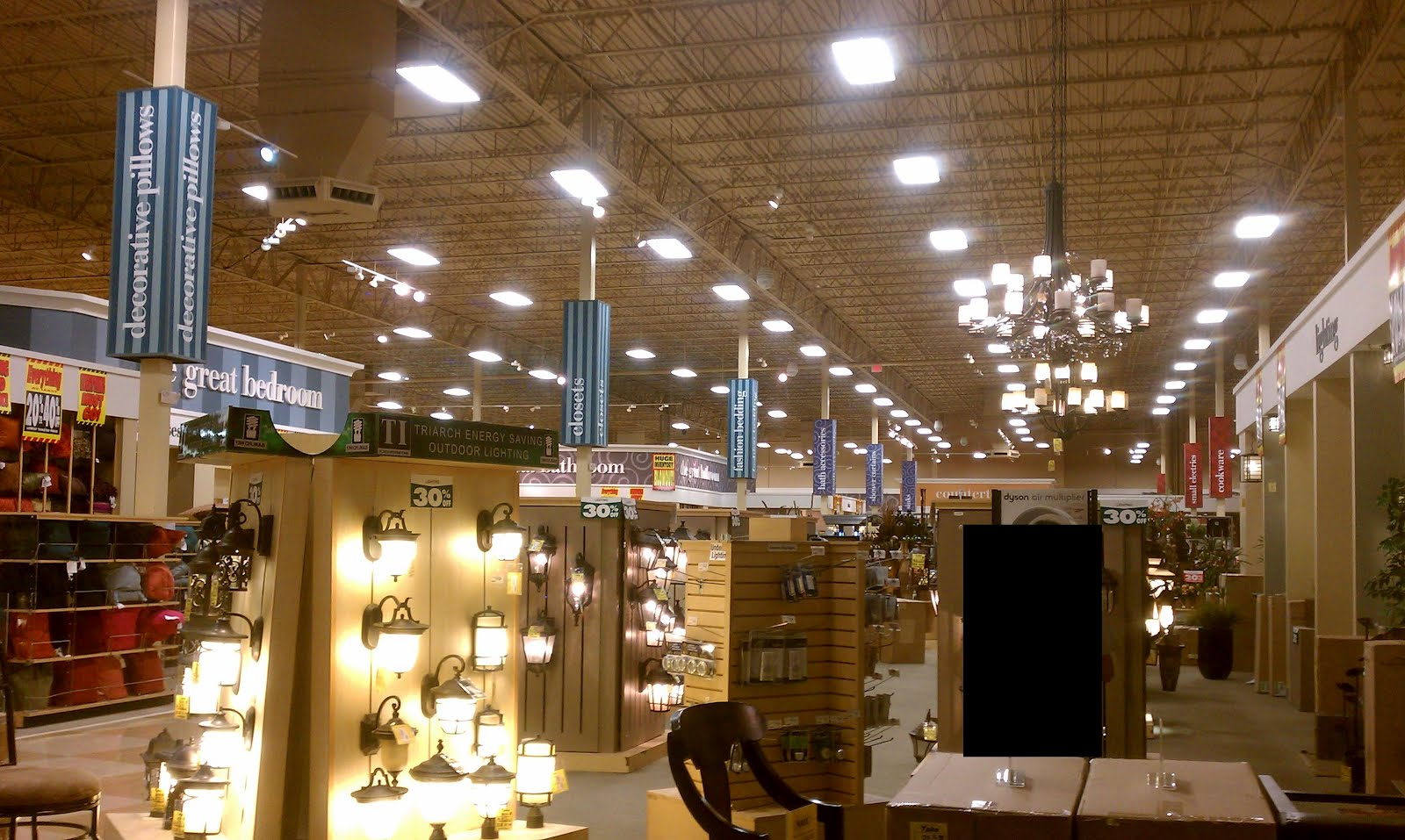 sears kitchen packages ikea cabinet handles louisiana and texas southern malls retail: goodbye ...