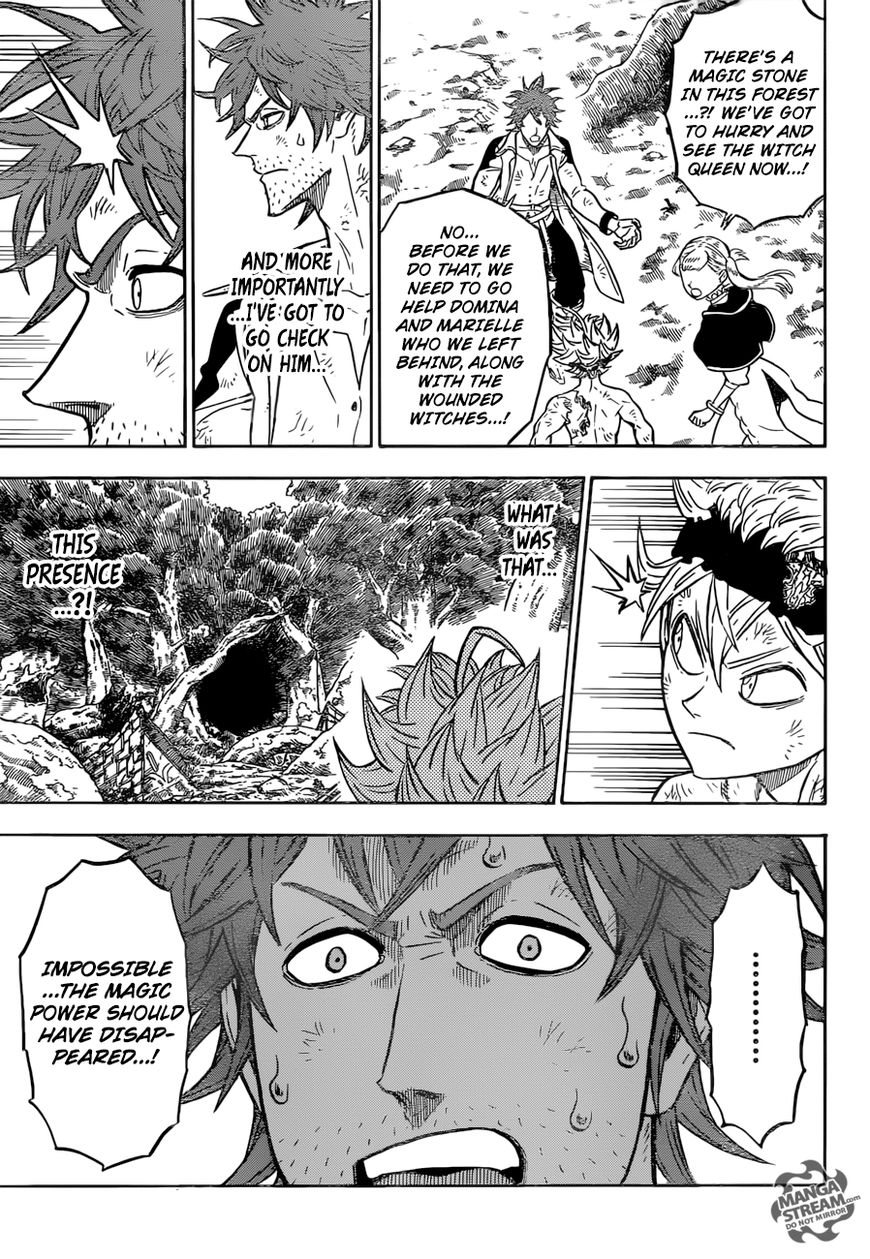 Black Clover - Chapter 95
