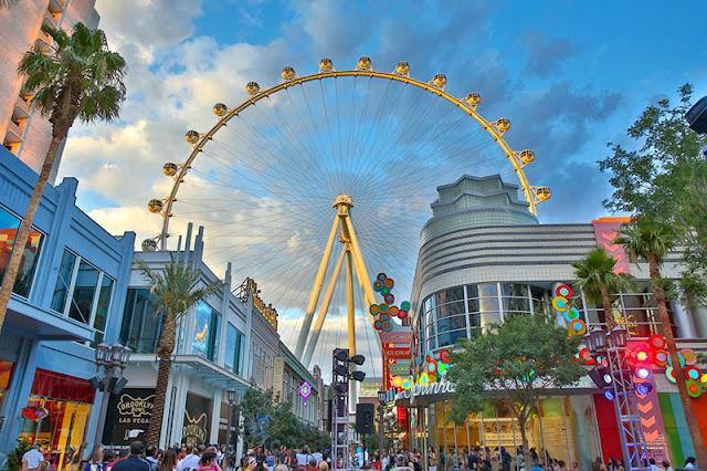 Dicas de Las Vegas: Hotéis para crianças em Las Vegas