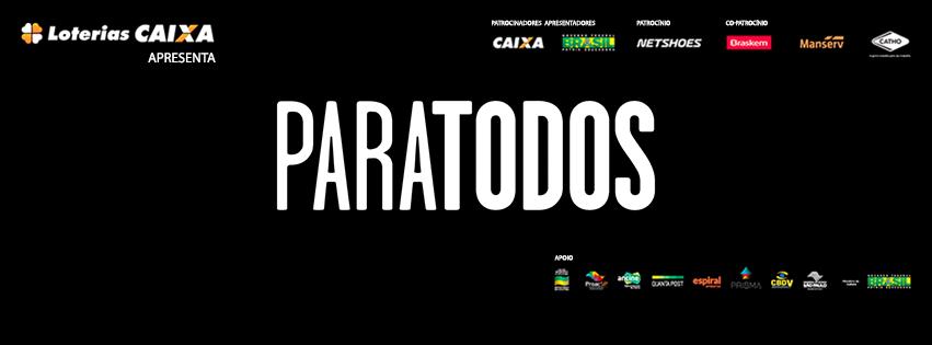"""ParaTodos_Fotos%2Bfilme%2Bcapa Filme: Estreia """"PARATODOS"""""""