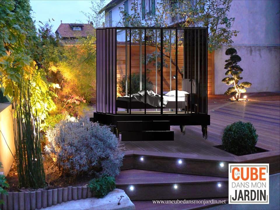 raph gaby coup de coeur un cube dans mon jardin. Black Bedroom Furniture Sets. Home Design Ideas