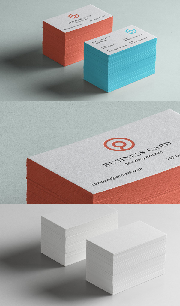 Download Free Mockup PSD 2018 - Free Psd Business Card Brand Mockup