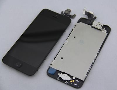 Thay man hinh iPhone 5 tai ha noi