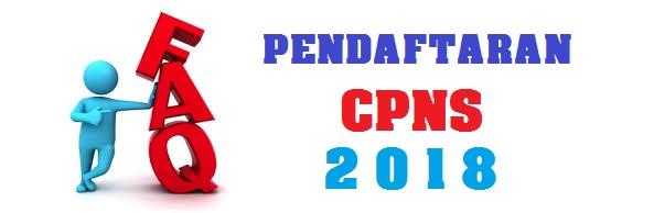 Penerimaan Pendaftaran CPNS Tahun 2018: Kolaborasi