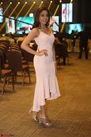 Aishwarya Devan in lovely Light Pink Sleeveless Gown 031.JPG