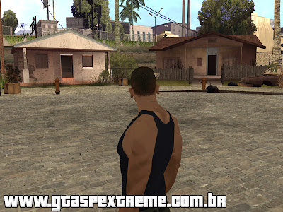 Move Your Head CJ para GTA San Andreas