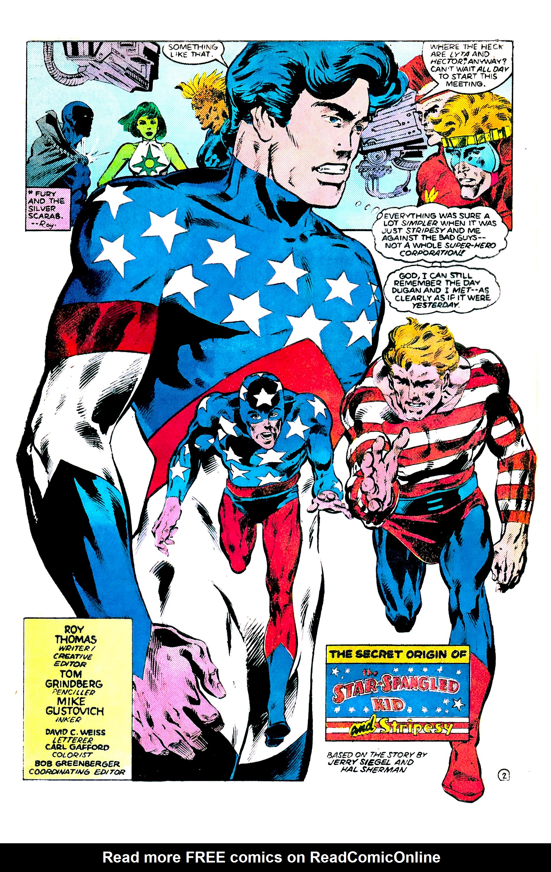 Read online Secret Origins (1986) comic -  Issue #9 - 4