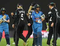 India Women Won ODI Series Against New Zealand