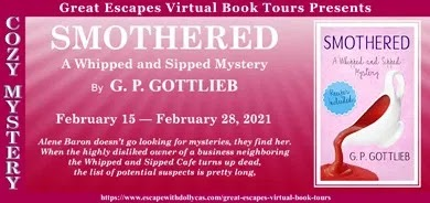 Upcoming Blog Tour 2/28/21