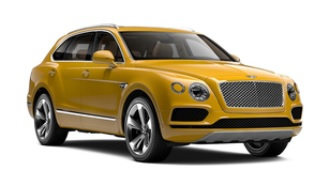 design  mobil bentley bentyga