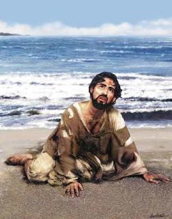 Jonas- Fugiu de Deus da sua responsabilidade