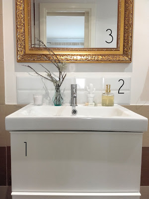 claves cambio de imagen de baño