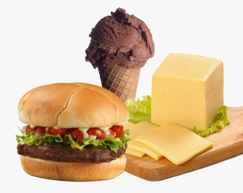 Makanan pemicu naiknya kolesterol