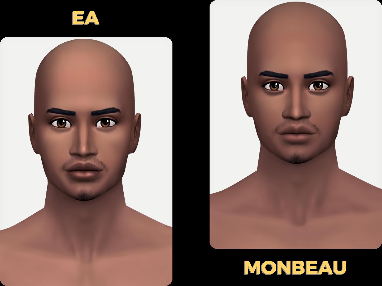 Скинтоны Monbeau2