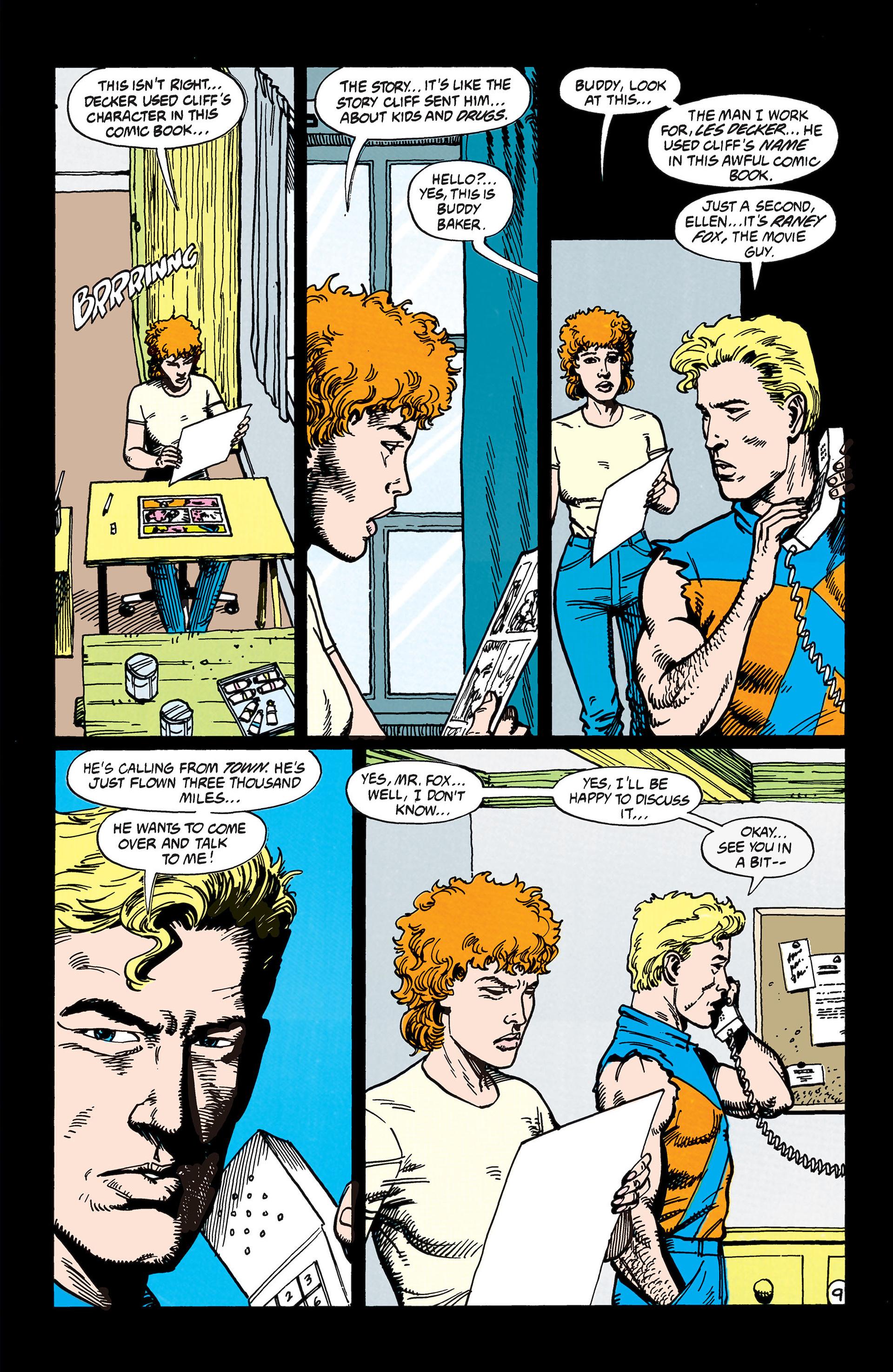 Read online Animal Man (1988) comic -  Issue #45 - 10