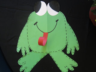 Froggy Goes to School - First Grade Roars!