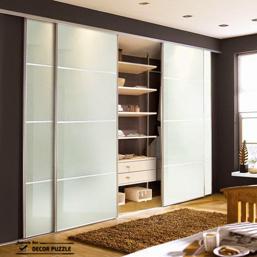 modern barn doors interior as sliding closet doors