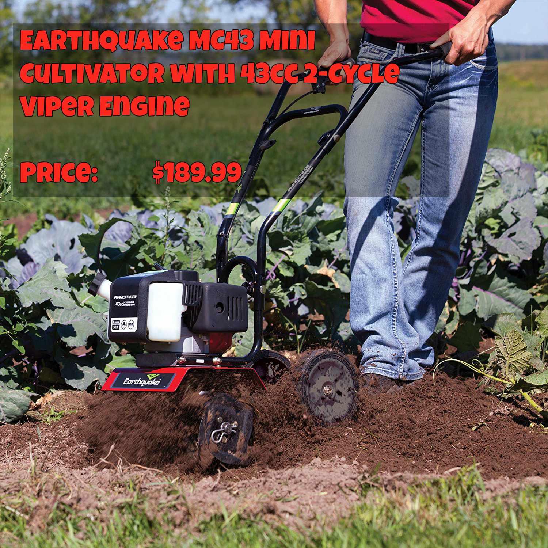 Best Deals | Rear Tine Tiller ... For Gardening \u0026 Farming ...