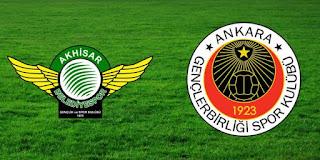 Gençlerbirliği - AkhisarsporCanli Maç İzle 17 Mart 2018