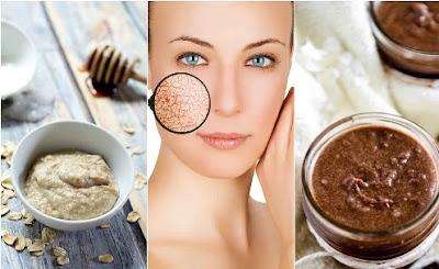 masques naturels pour les peaux sèche