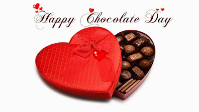 Happy Chocolate Day 2018 Whatsapp DP