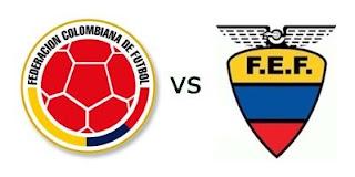Previa y alineaciones de Colombia vs Ecuador 2013