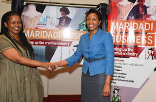 Maridadi business equity bank