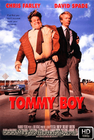 Tommy Boy [1080p] [Latino-Ingles] [MEGA]