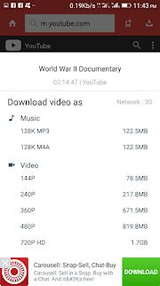 Files types