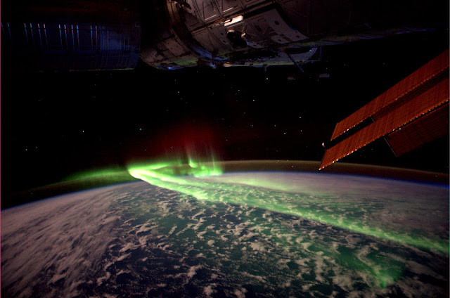 Solar storms trigger surprising phenomena close to Earth
